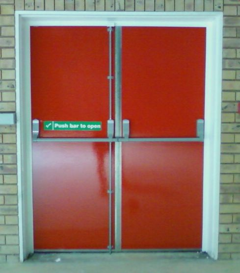 Hinged Fire Doors
